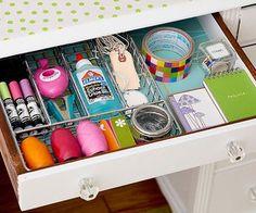 12 ideas para organizar el hogar en menos de una hora  #decoracion