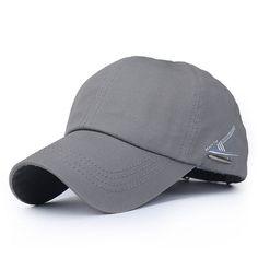4d839b217e 2017 Summer Solid Baseball Cap Men Brand ZHENYQ Mens Baseball Caps Black  White Trucker Hat Basketball