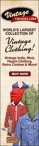 VintageTrends.com - Vintage Clothing Online Store