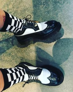 Docs and Socks: The 3989 Bex shoe, shared by bobbie_gnarlie.
