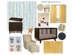 Nursery Inspiration: Into the Woods