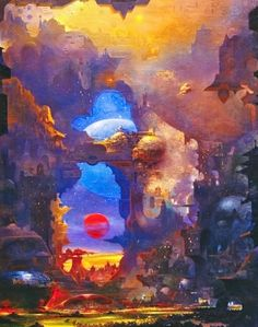 The Cosmic Assembly by Paul Lehr