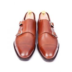 I want to like these, but I'm not there. I have others on by this shop that I like more.  Sid Mashburn Double Monk Strap / SidMashburn.com