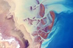 """July 9, 2015: """"Earth without art is just Eh."""" Image credit: NASA/Scott Kelly"""