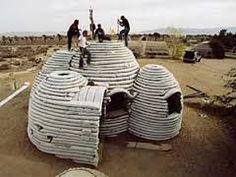 Resultado de imagem para earthbag building pool