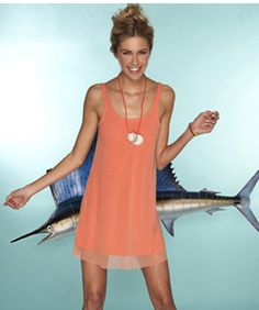 Stock Up On Cover-Ups! New Local Line Aquarius Is Making A Splash