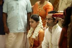 Nazriya Nazim and Fahad Fazil Marriage