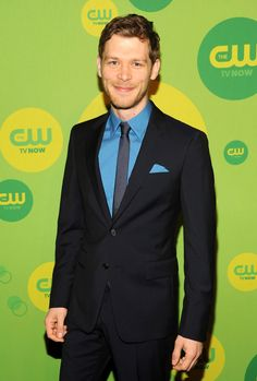Joseph Morgan..enough said