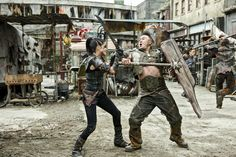 List of all the gladiator fight-pit episodes on scifi shows. Saving for later.