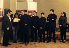 Concorso Nazionale Lodovico Agostino  I Premio Liceo Musicale L. PAVAROTTI  M. Gaetano Romeo