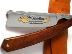 Thiers-Issard Le Canadian Straight Razor