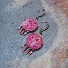 Jewellery and accessories made from felt (made with my embellisher) with beading and hand embroidery.