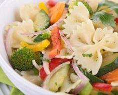 Pâtes aux légumes : http://www.fourchette-et-bikini.fr/recettes/recettes-minceur/pates-aux-legumes.html