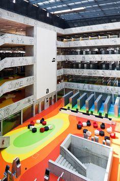 National Tecnical Library in Prague / Projektil Architekti | ArchDaily