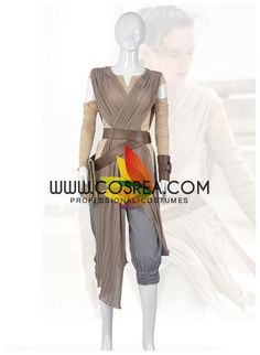 Star Wars Rey Complete Cosplay Costume