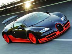 I love this paint job. Guess that car's okay too...  :)   Bugatti Veyron super sport