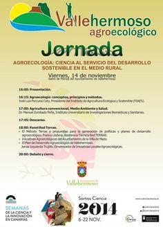 #Gomera JORNADA SOBRE AGROECOLOGÍA ecoagricultor.com