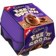 Cadburys Egg n Spoon chocolate easter eggs food ideas allaboutyou.com
