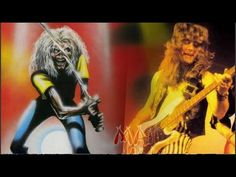 Iron Maiden -- Maiden Japan (full album / live at Kosei Nenkin Hall, Nagoya, Japan, 1981) ~ Paul Di'Anno's final recording with the band.