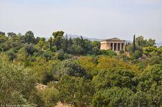 La maleta de Carla: Qué hacer en Atenas