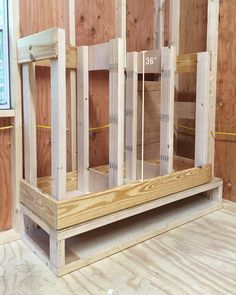 Ideas scrap wood storage rack shelves for 2019 Storage Shed Organization, Wood Storage Sheds, Lumber Storage, Garden Tool Storage, Storage Shed Plans, Garage Storage, Storage Rack, Storage Spaces, Storage Ideas