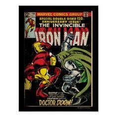 Iron Man - 150 Sept Poster