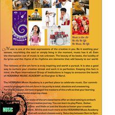 Hosanna music school