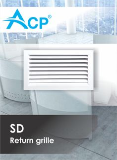 Return grill SD Air Supply, Ventilation System, Sd, Home Appliances, Crickets, House Appliances, Appliances