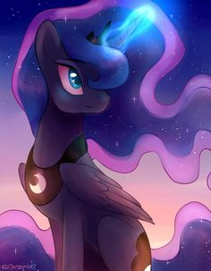 My Little Pony Cartoon, My Little Pony Drawing, My Little Pony Pictures, Celestia And Luna, Princess Celestia, My Little Pony Princess, Nightmare Moon, Princess Twilight Sparkle, Mlp Fan Art