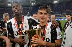 Pogba and Dybala played together at Juventus last season Manchester United midfielder Paul Pogba is missing life at Juventus, according to his former Juventus team-mate, Paulo Dybala. The French midfielder left Serie A champions Juventus in the summer to Juventus Team, Juventus Soccer, Manchester United, Feeling Betrayed, Paul Pogba, Match Highlights, Transfer News, Soccer News, Football Match