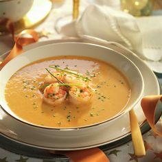 Real Food Recipes, Cooking Recipes, Yummy Food, Healthy Recipes, Chicken Salad Recipes, Soup Recipes, Tunisian Food, Latin American Food, Seafood Soup