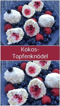 Der österreichische Klassiker in der lowcarb Version. Haferflocken, Quark und unser leckeres Kokosaroma mischen und schon ist die Nachspeise fertig. #food #lowcarb #lowcarbrezepte