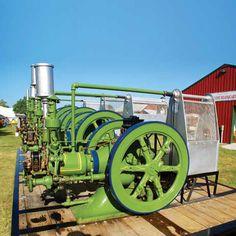 Mogul Engines: The Whole Line - Gas Engines - Gas Engine Magazine