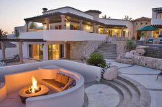 Pisos Rusticos Exteriores-11 Beautiful Houses and Villas