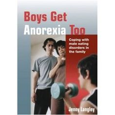 Inspired by her sons battle with an Eating Disorder and her attempts to find out and source more information on how her son could overcome his struggles.
