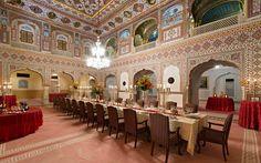 Weddings and Celebrations | Samode Palace
