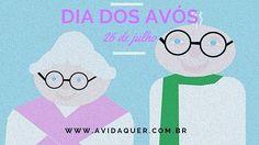 26 de julho se comemora o dia dos avós!  Se puder não esqueça de dar um telefonema ou um abraço no seus avós!  No blog falamos sobre o risco de queda que os idosos sofrem e formas para prevenção. http://ift.tt/2auCzxg  #avos #diadosavos  #agentenaoquersocomida #avidaquer @avidaquer por @teeeetchy avidaquer.com.br   avidaquer no Facebook   Instagram   Twitter