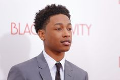 Jacob Latimore (young) but when he get older.....