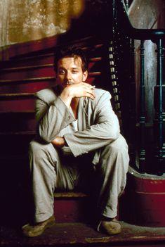 Harry Angel played by Mickey Rourke in Angel Heart