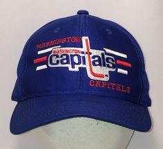 a2a1f025dec3e Washington Capitals Hockey Hat T2 - A8003