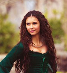 Katherine Pierce--give me the hair
