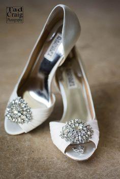 Perfect wedding shoes, Badgley Mischka, with engagement ring on Maui, Hawai'i. Bride Shoes, Wedding Shoes, Wedding Rings, Wedding Stuff, Wedding Ideas, Wedding Dresses, Badgley Mischka Shoes Wedding, Maui Wedding Photographer, Maui Weddings