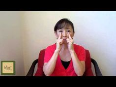 Massage Monday 11-5-12: 3 acupressure points for sinus pain