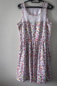 Vestido Floral - 17424156   enjoei :p