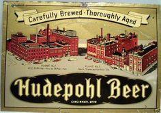 Beer Advertisement, Vintage Advertising Signs, Cincinnati Breweries, Beer Benefits, Beer Can Collection, Beer Names, Springfield Ohio, Beer Growler, Beer Brands