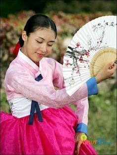 ㅎㅎ Korean Hanbok, Korean Dress, Korean Traditional Dress, Traditional Dresses, Old Shool, Kbs Drama, Empress Ki, Oriental Dress, Ha Ji Won