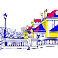 Romania Art Print by Cassandra Calin - X-Small C Cassandra Comics, Cassandra Calin, Buy Frames, Take My, Romania, Nostalgia, Gallery Wall, Artsy, Fan Art
