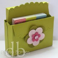 colour me happy: Scallop envelope die - looking back & instructions      Double scallop box with link on page to download .pdf file.   :)