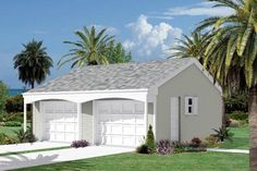 28 Best Two Car Garage Plans Images 2 Car Garage Plans