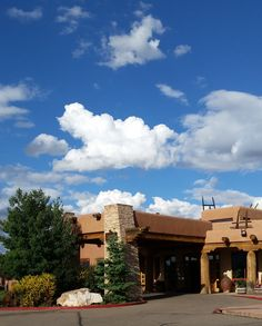 This is a front view of our 18,000 sq ft Clubhouse